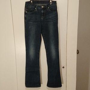 Rock & republic kasandra women's jeans size 2 m
